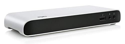 Elgato Thunderbolt 3 Dock (Mit 50 cm Thunderbolt-Kabel, 40Gb/s, 85W MacBook Pro Ladefunktion, Dual 4K Support, 2x Thunderbolt 3 (USB-C), 3x USB 3.0, Audio-Ein und Ausgang, Gigabit Ethernet