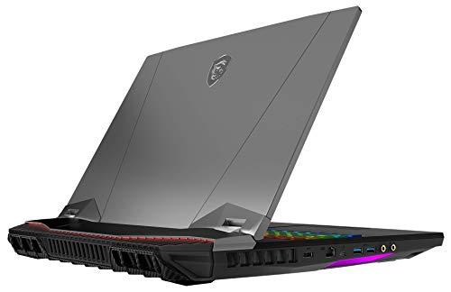 MSI GT76 10SGS-045 Titan DT - 17,3' 4K-UHD IPS, Intel i9-10900K, 64GB RAM, 2TB SSD, GeForce RTX 2080 SUPER, Windows 10 Pro