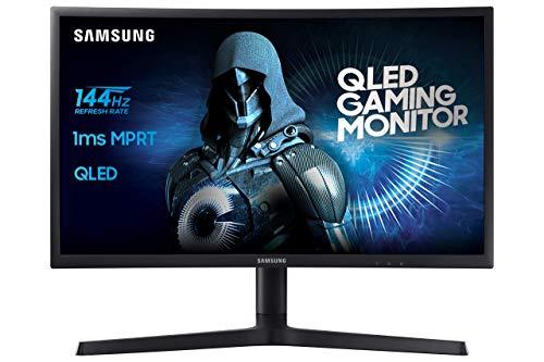 Samsung C24FG73FQU Monitor (HDMI, 24 Zoll, 1ms Reaktionszeit, 59,8cm) schwarz
