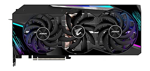 Gigabyte AORUS GeForce RTX 3080 Ti Master Grafikkarte, 12 GB