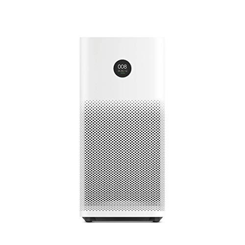 Xiaomi Luftreiniger 2s AC-M4-AA EU-Version - Luftreiniger, WiFi-Verbindung, für Aufenthalte bis zu 37 m2, 310 m3 / h, Farbe Weiß