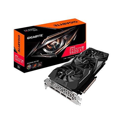 Gigabyte VGA Radeon RX 5600 XT 6GB Gaming OC 2.0, GV-R56XTGAMING OC-6GD V2