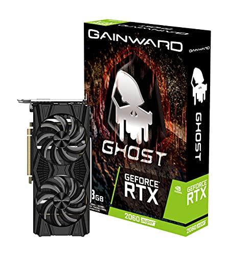 Gainward NVIDIA GeForce RTX 2060 SUPER 8 GB GDDR6, 471056224-2577, Schwarz