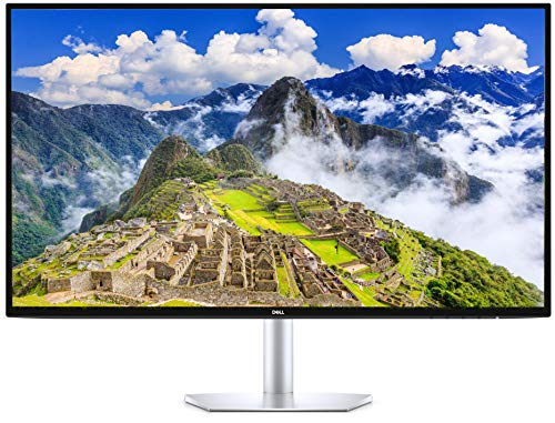 Dell S2719DC, 27 Zoll, Ultrathin Monitor, QHD 2560 x 1440, 60 Hz, IPS, 16:9, AMD FreeSync, 5 ms (extrem), neigbar, DisplayPort, USB-C, HDMI,