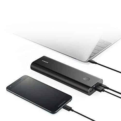 USB-C Zusatzakku MacBook