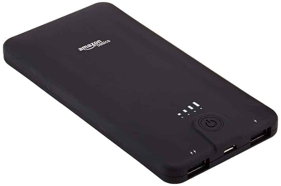 AmazonBasics Powerbank 10000mAh