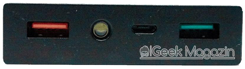 Aukey PB-T9 16000 Zusatzakku