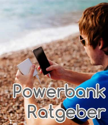 Powerbank Ratgeber