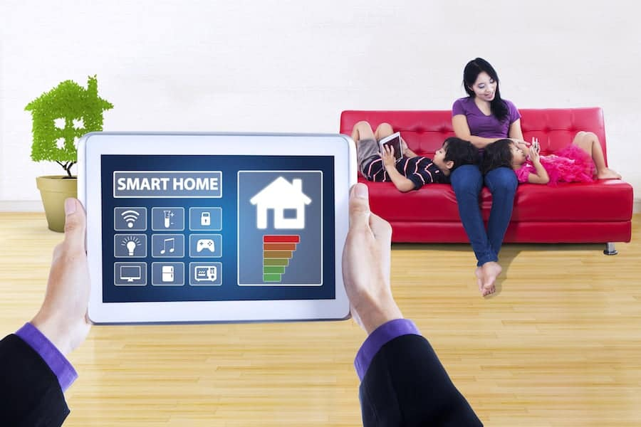 Smart Home Steuerung