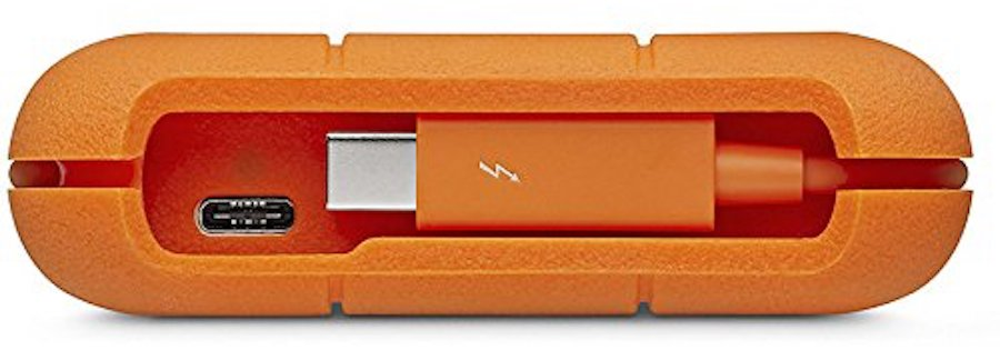 LaCie Rugged 5 TB - HDD