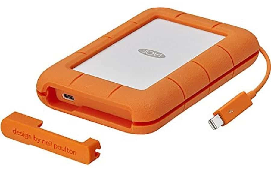 LaCie Rugged 5 TB