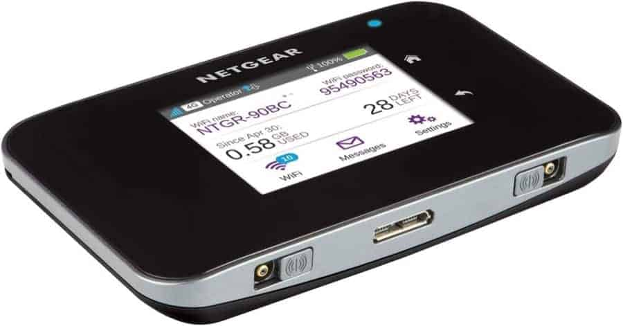 mobiler Router Wohnmobil