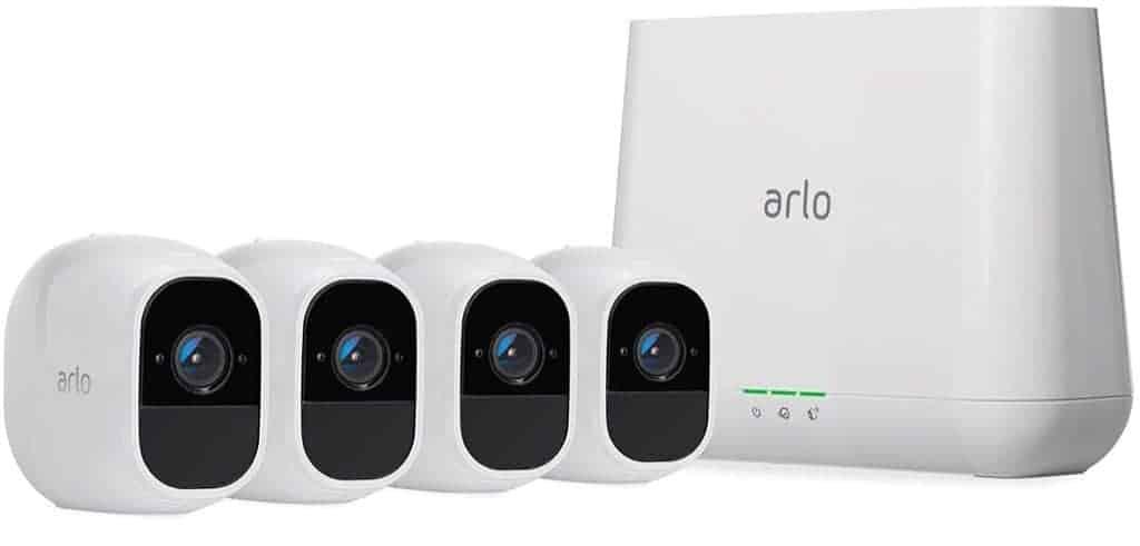 Arlo Pro 2 Smart Home