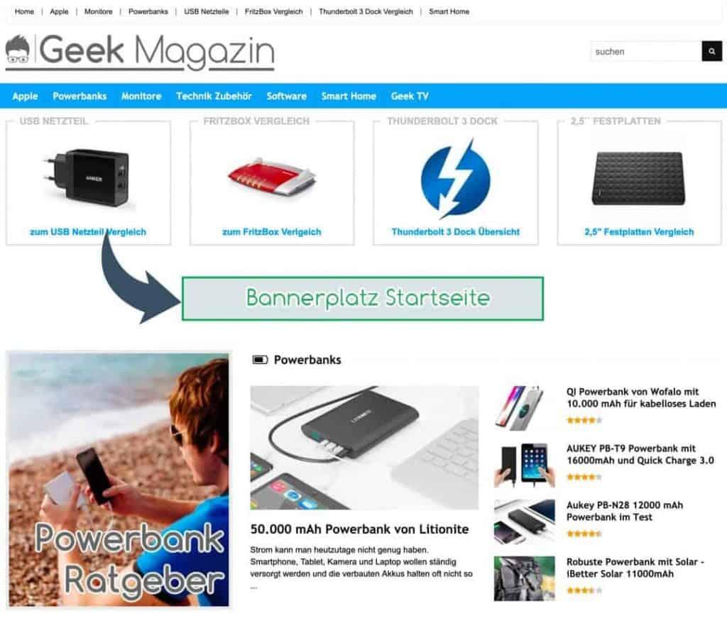 Geek-Magazin Startseite
