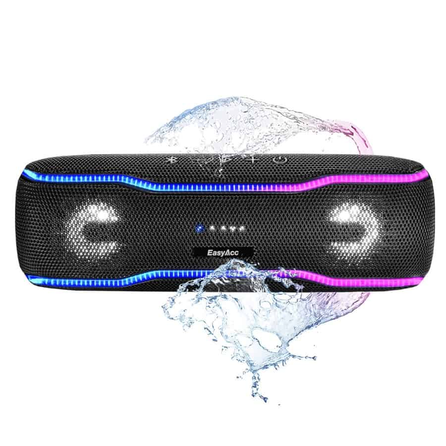EasyAcc Bluetooth Lautsprecher
