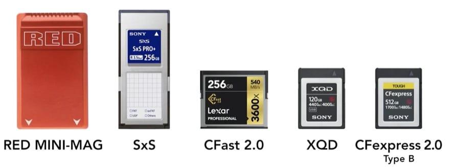 CFexpress-XQD Kartenleser