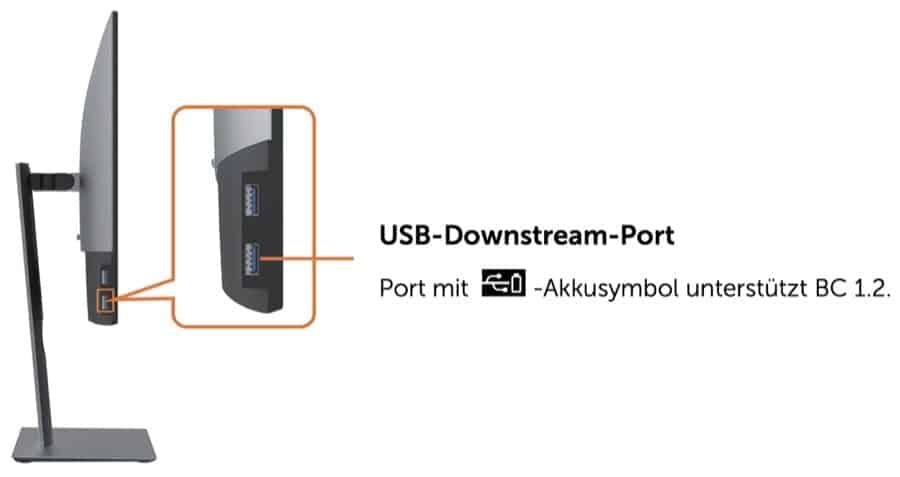 DELL U2419HC Dock