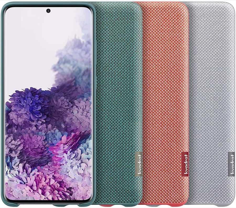 Samsung Kvadrat Cover