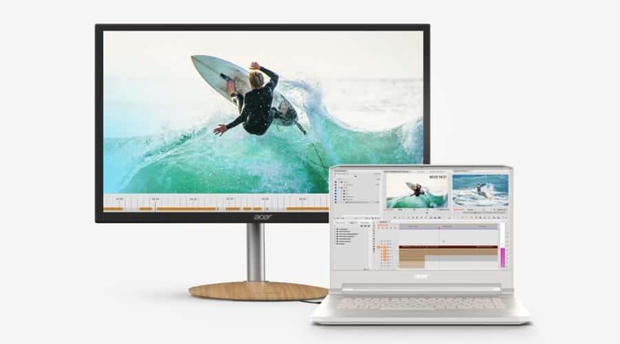 conceptD 7 Pro Monitor