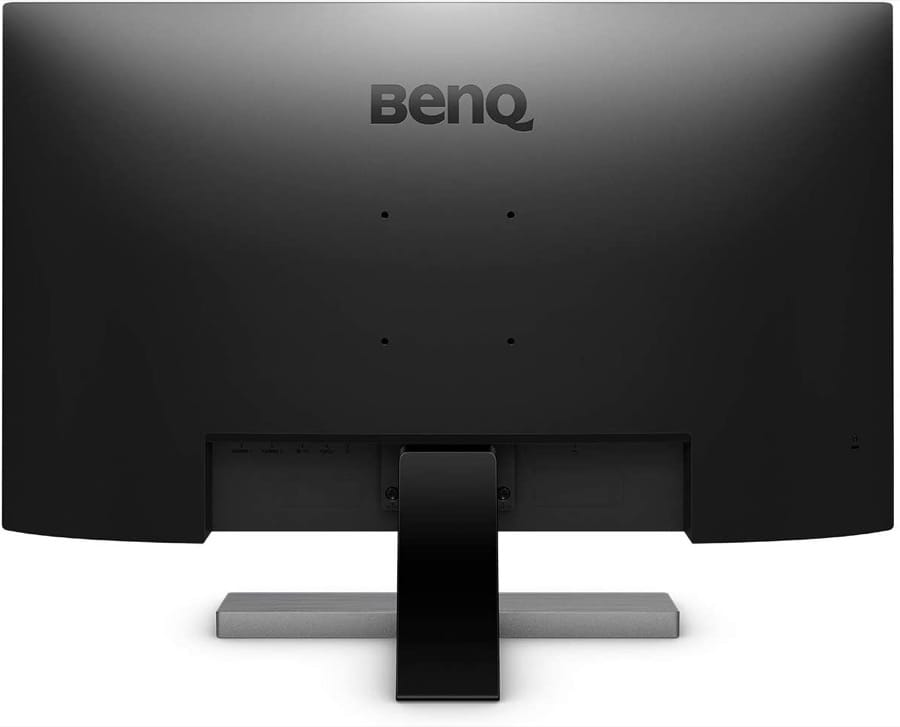 BenQ EW3270U Rückseite
