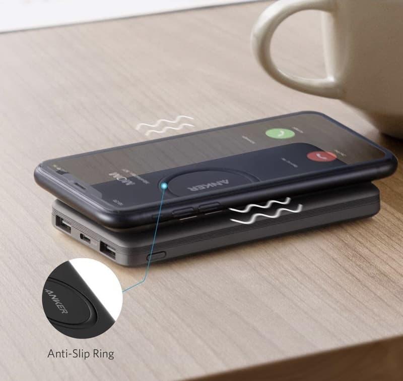 Anker PowerCore 10K QI Wireless