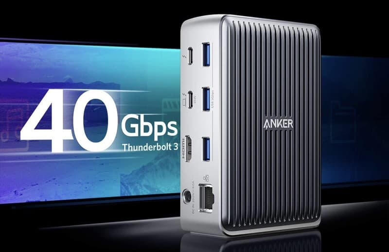 Anker-PowerExpand-Elite-13-in-1-Thunderbolt-3-Dock