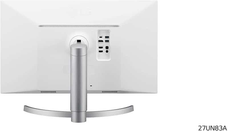 LG 27UN83A USB-C