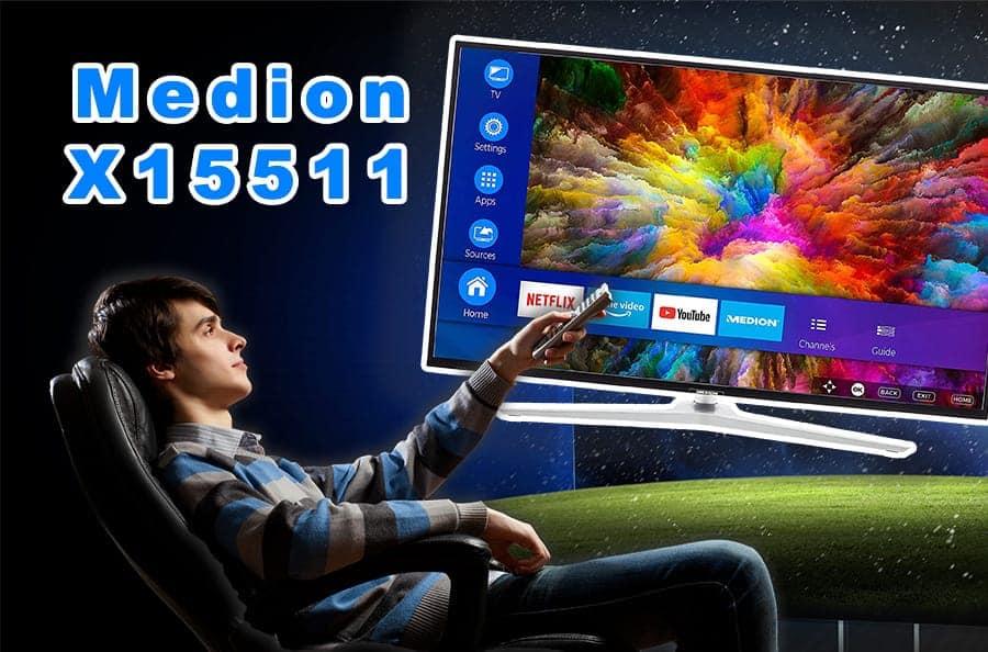 Medion X15511