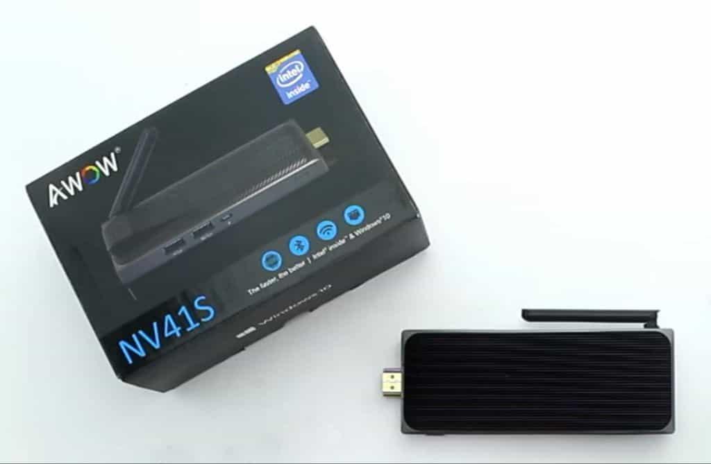 AWOW NV41S Mini PC