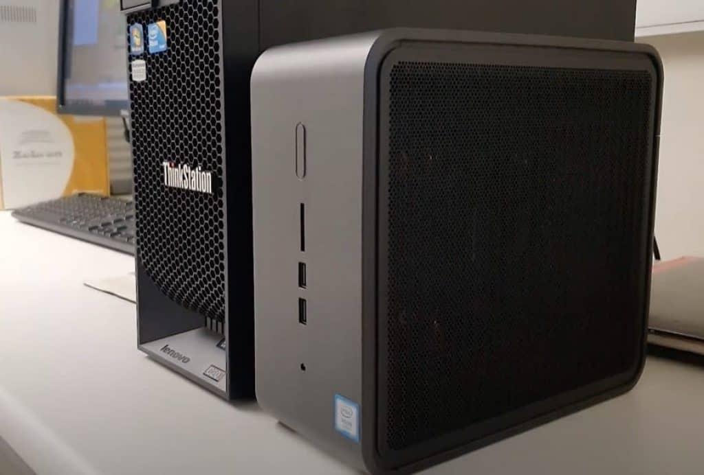Intel NUC 9 Pro extreme