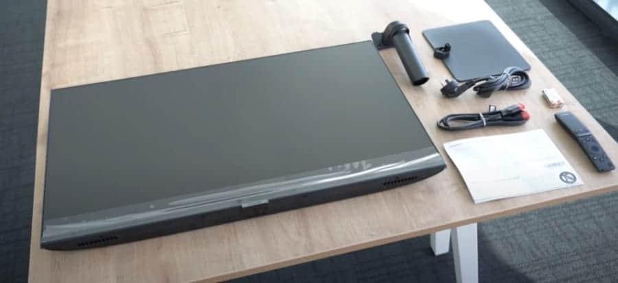 Samsung M7 Lieferumfang