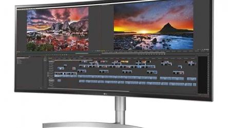 38WK95C-W – Nachfolger des legendären Ultrawide Monitors