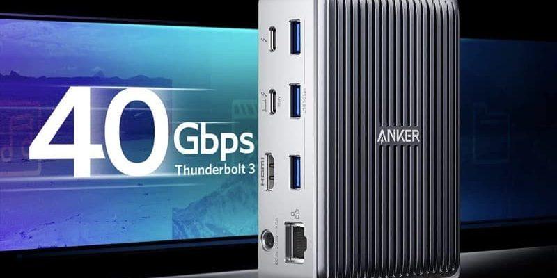 Anker PowerExpand Elite 13-in-1 Thunderbolt 3 Dock