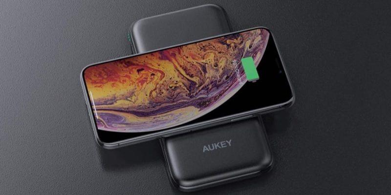 AUKEY QI Powerbank – Wireless mit 18W Power Delivery im Test