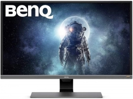 BenQ EW3270U – 4K USB-C Gaming Monitor