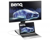 BenQ PD2710QC – USB-C Monitor mit 100% sRGB Abdeckung