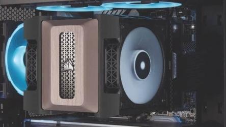 Corsair A500 – extremer CPU Kühler