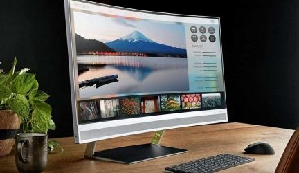 Envy 34 – der 34″ Curved Bildschirm von HP