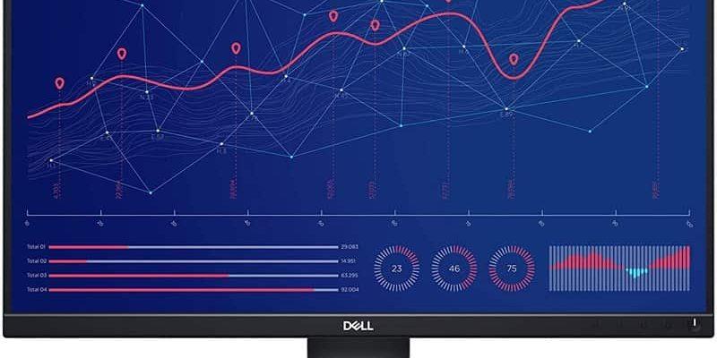 Dell P2421 – günstiger 16:10 Office Monitor