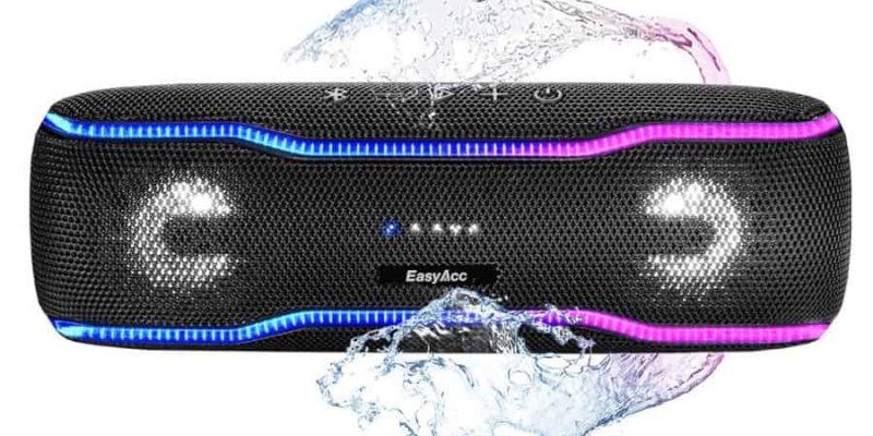 40 % Rabatt auf den EasyAcc Bluetooth Lautsprecher