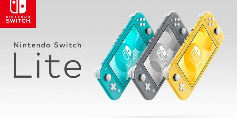 Die Switch Lite kommt im September