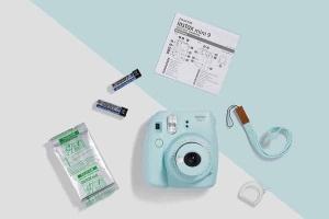 Fujifilm Instax Mini 9 – Die perfekte Sofortbildkamera?