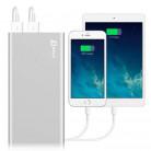 JETech 10000mAh Ultra Kompakt Dual USB Powerbank