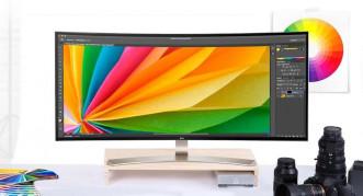 LG 38UC99-W – 21:9 USB-C Monitor