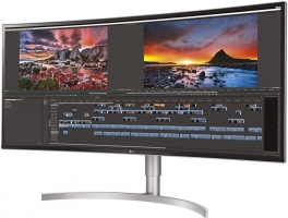 LG 38WN95C-W – Curved UltraWide-Monitor mit 38 Zoll
