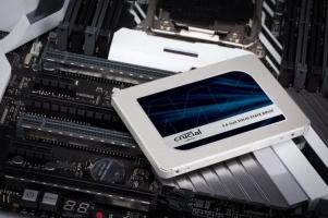 Crucial MX500 – die günstige SSD Alternative
