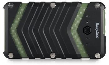 wasserdichte Outdoor Powerbank – EasyAcc 20000mAh mit IP67 Zertifizierung