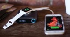 Kanex GoPower Powerbank für Apple Watch