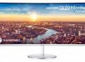 34″ Thunderbolt 3 Monitor von Samsung – C34J79