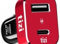 USB-C KFZ Ladegerät mit fast charge Schnellladefunktion – Tizi Turbolader Ultra